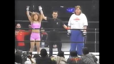 Megumi Yabushita is Victorious