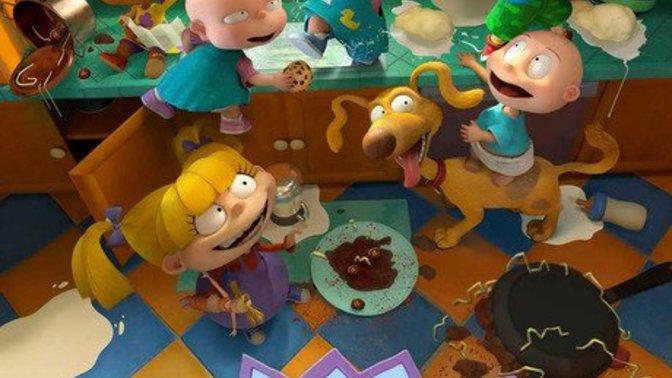 """A Baby's gotta do, what a baby's gotta do"". Stephen reviews: Rugrats (2021)"