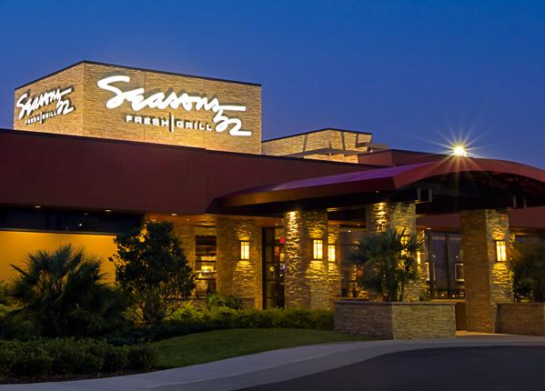 My favorite first-date restaurant