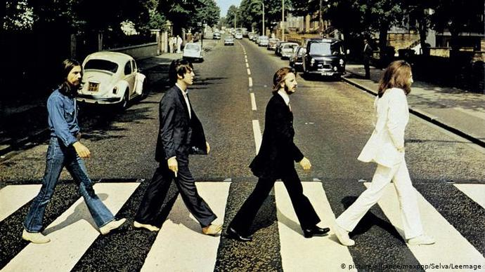 The Beatles . . . of course!