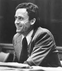 Think hes cute? Meet Ted Bundy, serial killer. Executed in 1989.