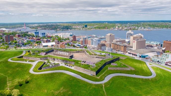 Citadel Hill, Nova Scotia