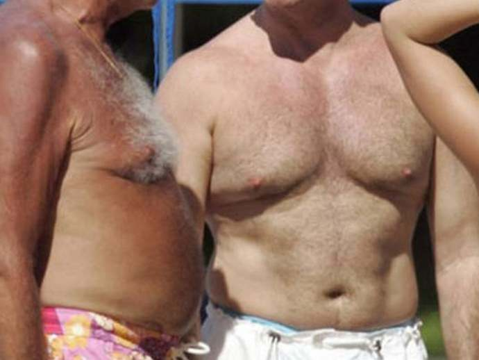 Appreciation for middle aged MENS bodies