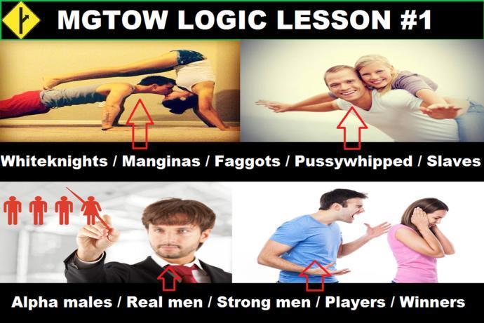 How normal men view women VS how misogynists view women