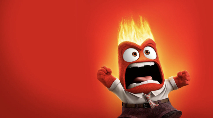What the bible says about Anger