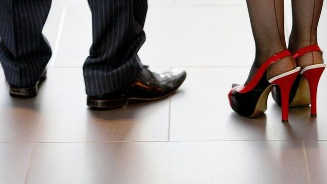 Working together - the differences in working with women and men