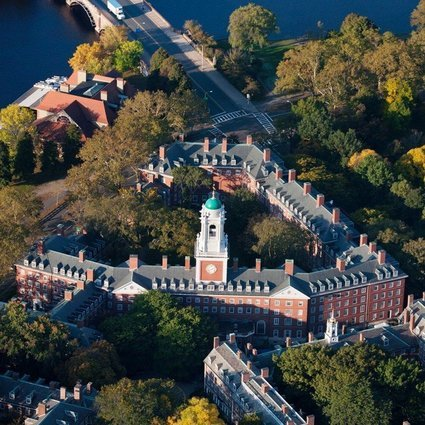 The Most Unique Post-seconday Schools in the World (Day 1)-Harvard University