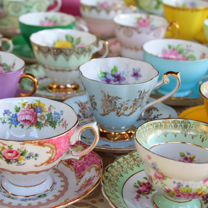 Or maybe we should have a tea party...