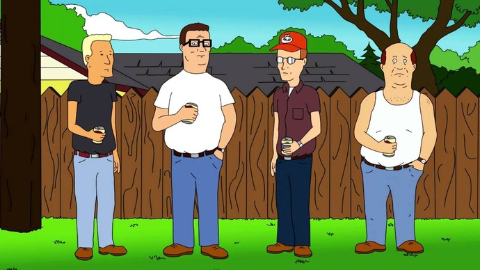 True Story: King of the Hill is currently in negotiations to return to tv