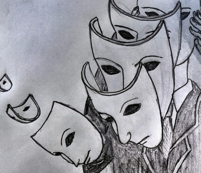 What the bible says about unmasking