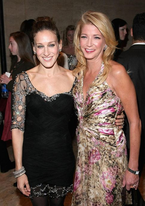 Carrie Bradshaw is a real person!