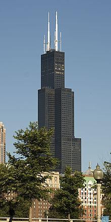 110 Story Sears Tower