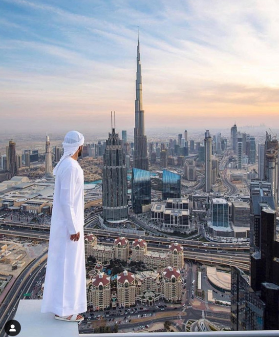 Welcome to Dubai, a city with similar laws