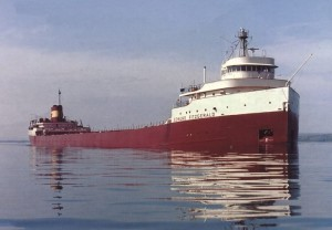 Dark Fathoms of Lake Superior- The story of the SS Edmund Fitzgerald