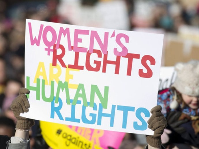 A few things I've recently learned about women's rights that I think everyone should know