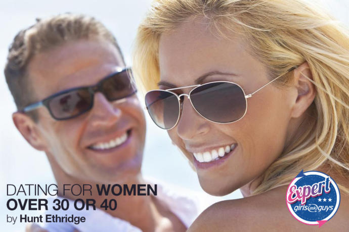 Dating for women over 30 or 40