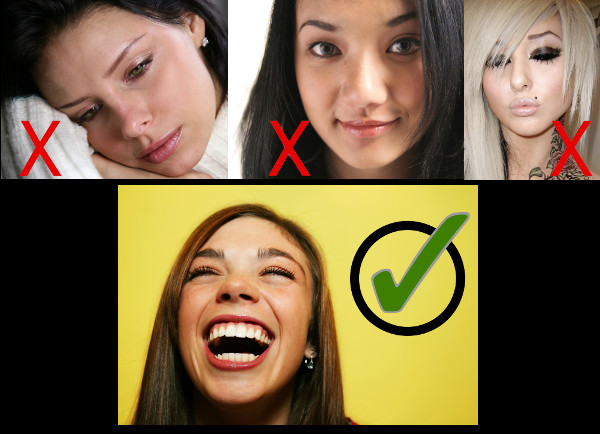 How to seem approachable to guys