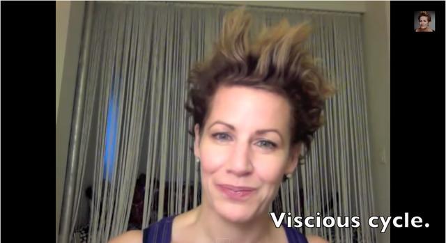 Yoga for Naturally Full Lips [VIDEO]