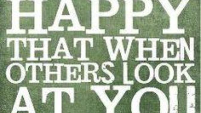 Why are some people happy but some not?