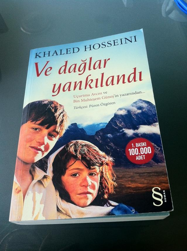 About ''And The Mountains Echoed'' by Khaled Hosseini
