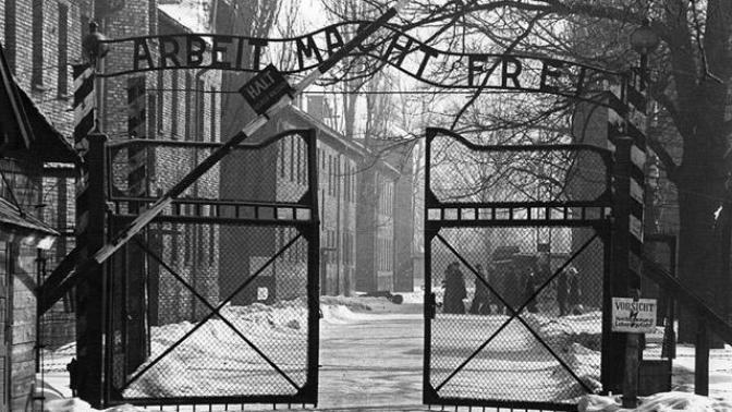 70 Years since Auschwitz.