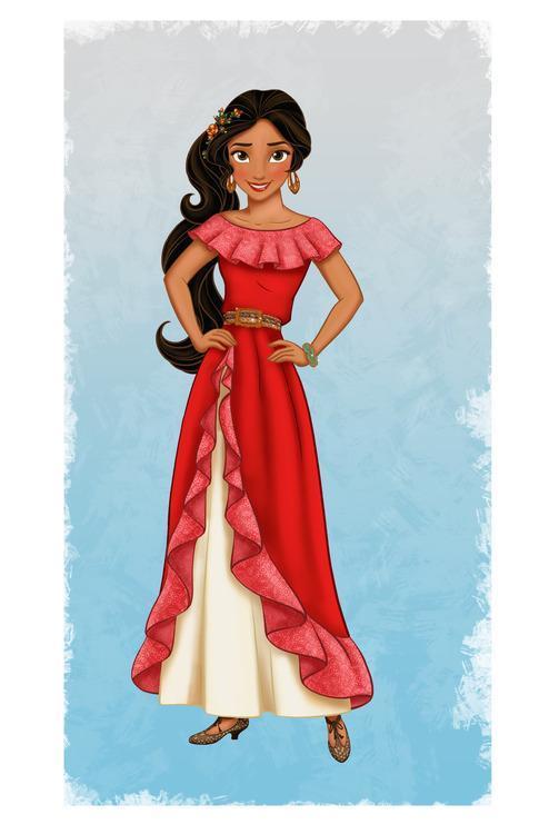 Disney's First Latina Princess, Well Kind Of!