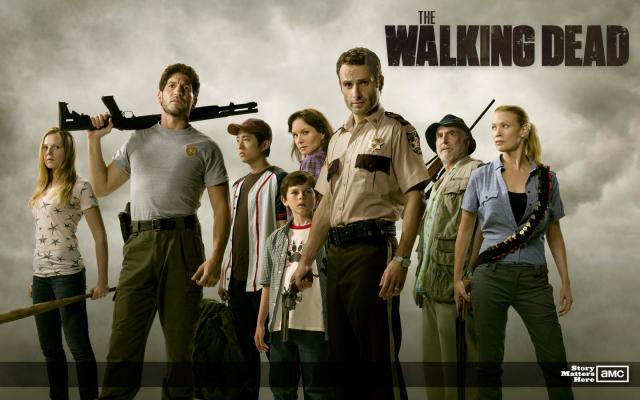 Walking Dead : A Tribute To The Life With Zombies