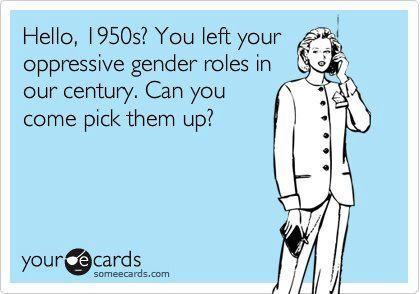 Gender-roles and Gender Stereotypes