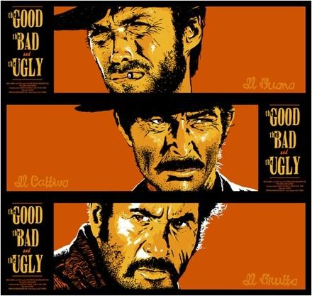 THE GOOD THE BAD AND THE STUPID
