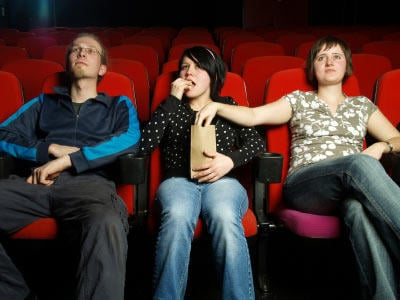 8 types at the cinema we all know!