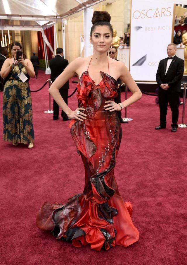 Worst Dressed at the Oscars...