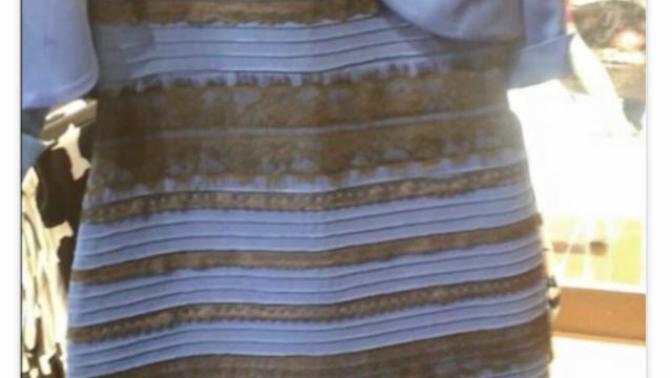 The Great Dress Debate