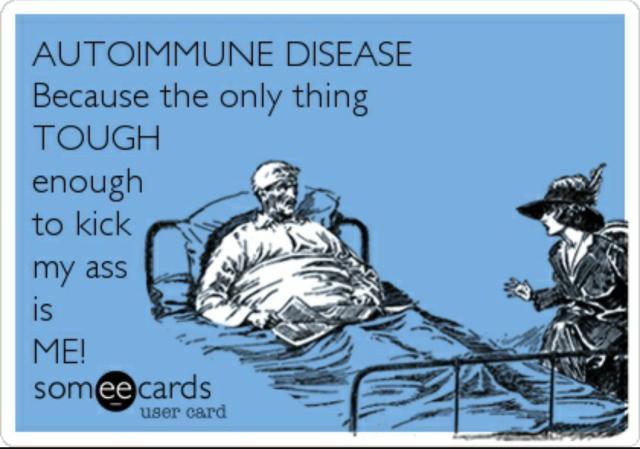 Autoimmune Disease: Living with RA