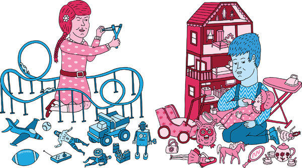 Outdated Gender Roles: What's wrong with society?
