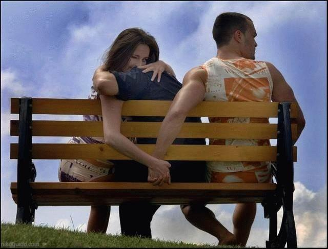 A Love Triangle: Who Isn't Going to End up Hurt?