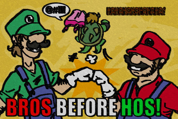 Broes Over Hoes: 7 Reasons To Never Drop Your Friends For Whoever You're Dating!