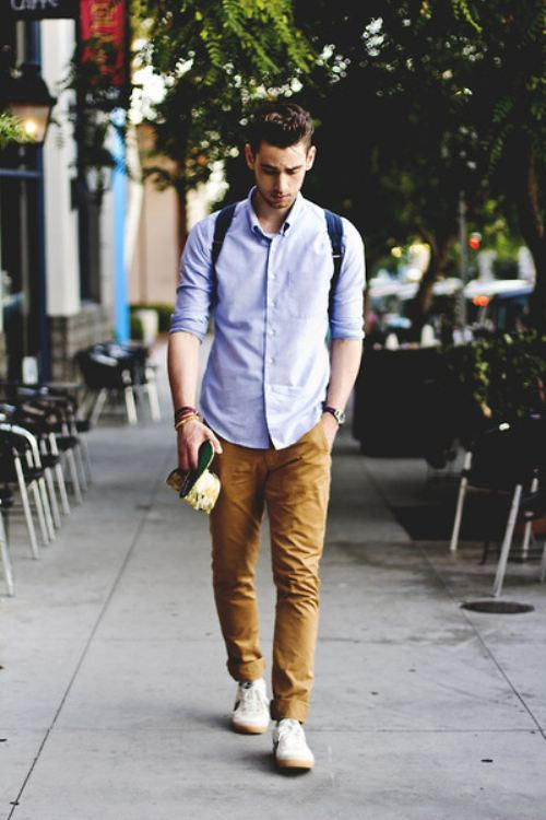 Fashionable Styles for the Gents