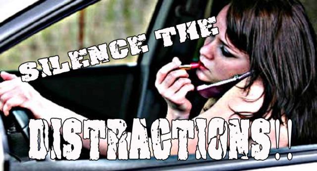 April: Distracted Driving Awareness Month