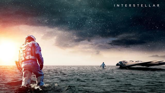 Interstellar - Is The Most Amazing Movie in 2014 In My Opinion ^_^