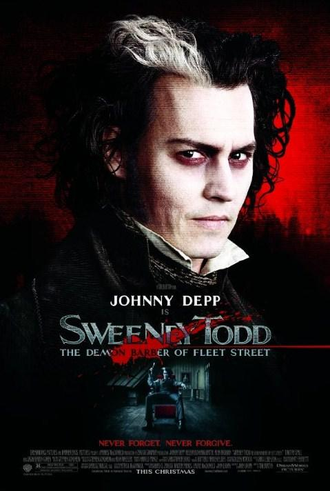 A sincere suggestion of me; Sweeney Todd: The Demon Barber of Fleet Street ^_^