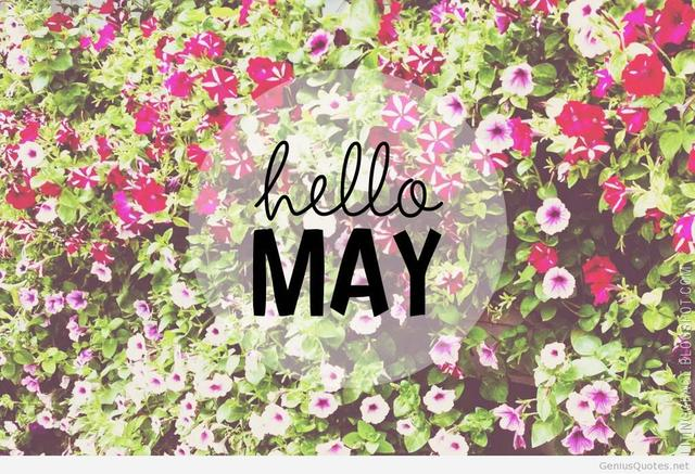 Why I love the month of May <3