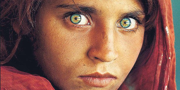 Eye Colours And What They Say About Your Personality