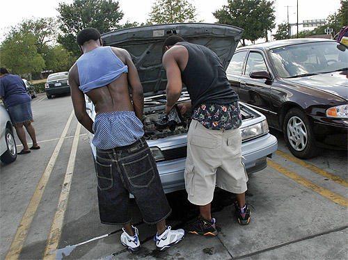 What's you opinion/take on SAGGING?