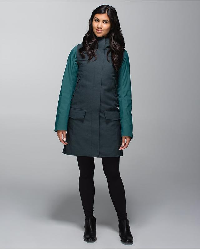 What do you think of this spring jacket?