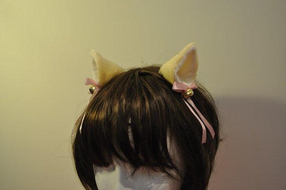 Cat ears: Cute or weird?