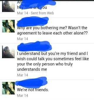 Do you think my ex wants to get back with me?