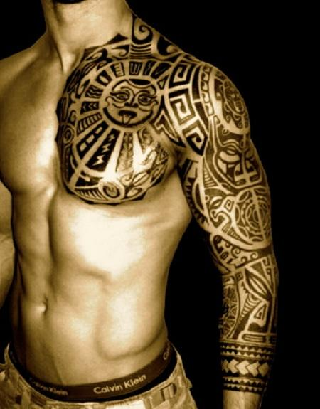 Girls, how do you feel about guys with tribal tattoos?
