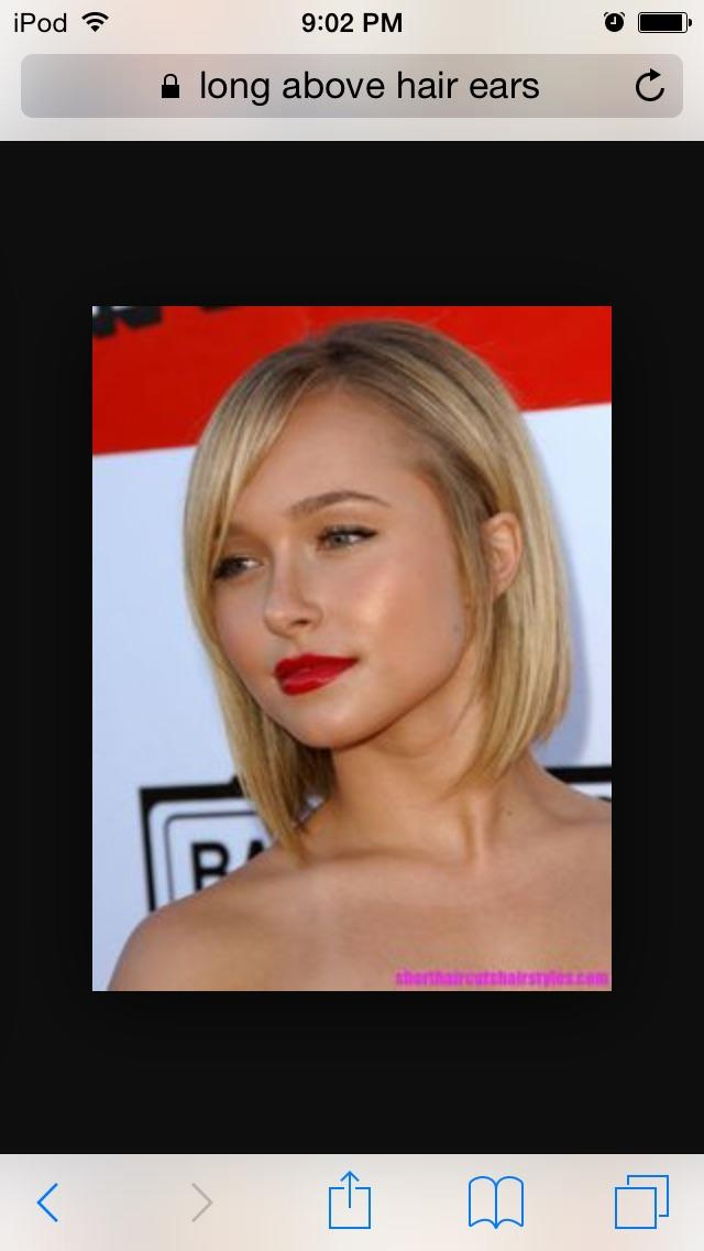 Will cutting my hair this was look good?