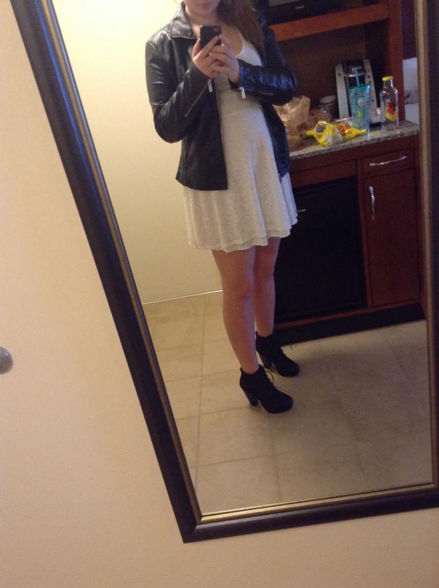 Does this outfit look good or not?