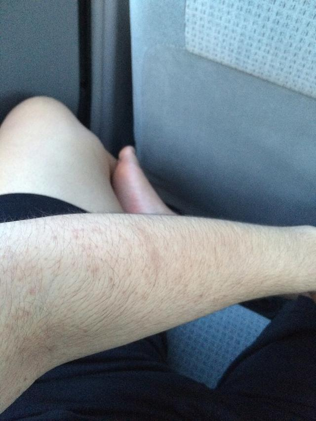 Do guys care if we have hairy arms?